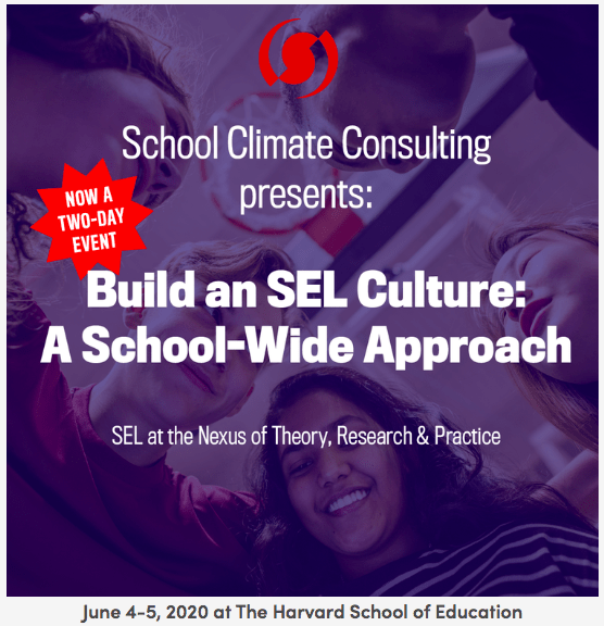 school climate consulting conference 2020